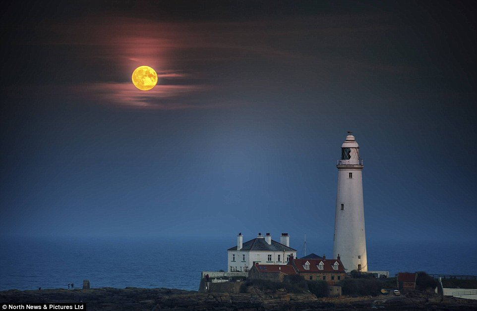 Uk-supermoon
