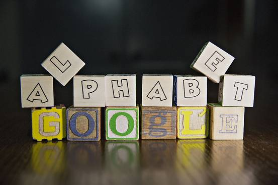 Alphabet now owns abcdefghijklmnopqrstuvwxyz.com. Bloomberg News