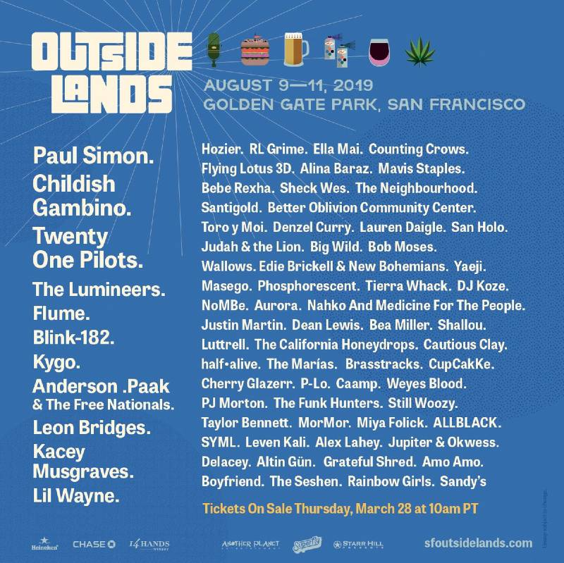 outside-lands-lineup-2019